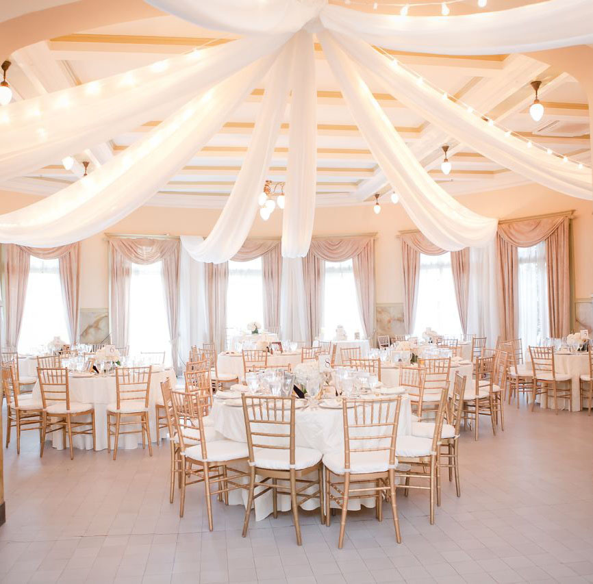 Pittsburgh Pipe and Drape Rental | Custom Pipe and Drape Rentals