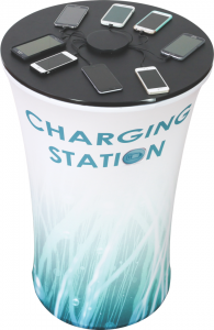 Mobile Device Charging Counter | Wenning Entertainment
