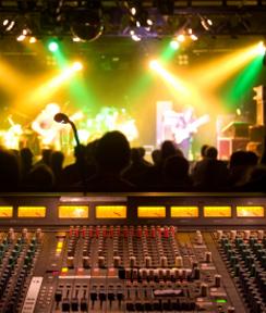 Live Sound   Wenning Entertainment
