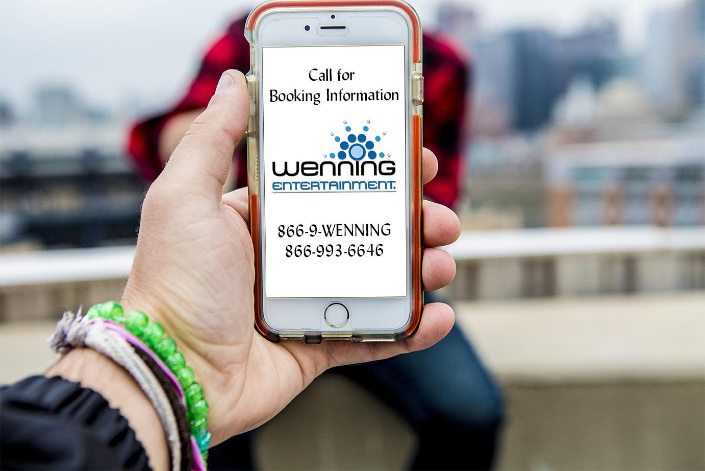 Lee Terbosic | Wenning Entertainment