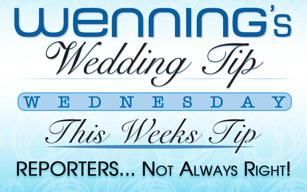 wedding planning blog