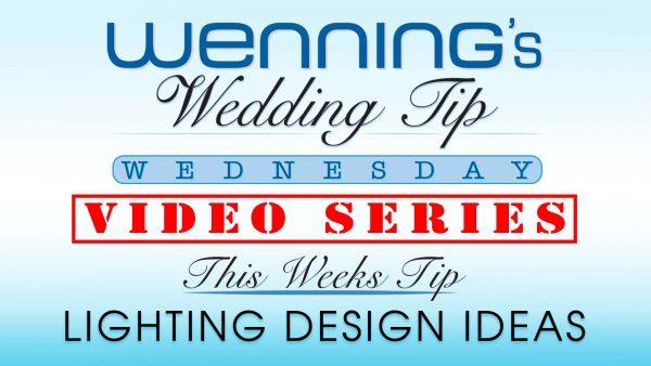 Lighting Design | Wenning Entertainment