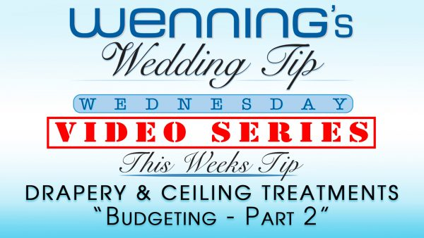 WWTW | drapery & ceiling treatments - part 2
