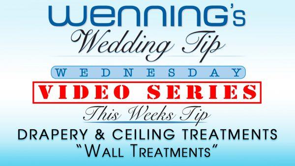 WWTW | Drapery & Ceiling Treatments | Wall Treatments