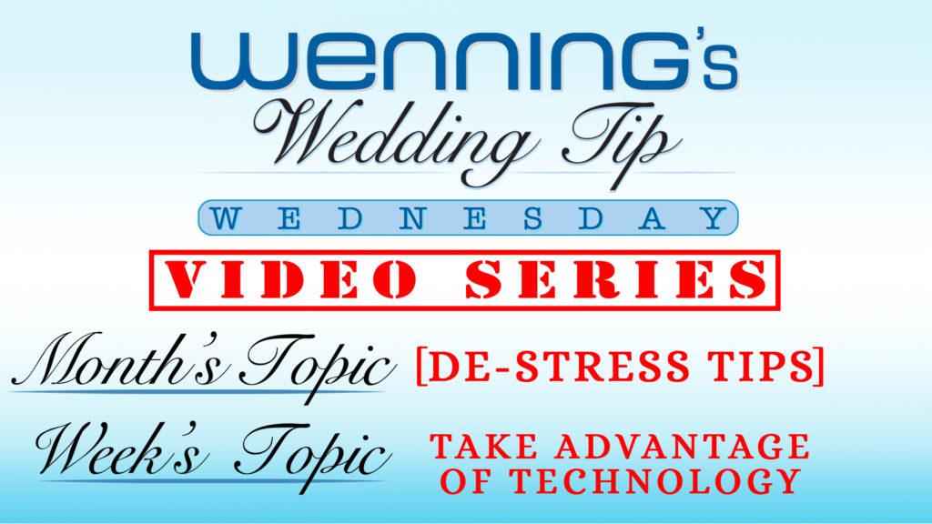 WWTW   De-Stress Tips   Take Advantage of Technology