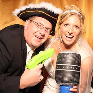 Ronstadt & Cribbins Wedding