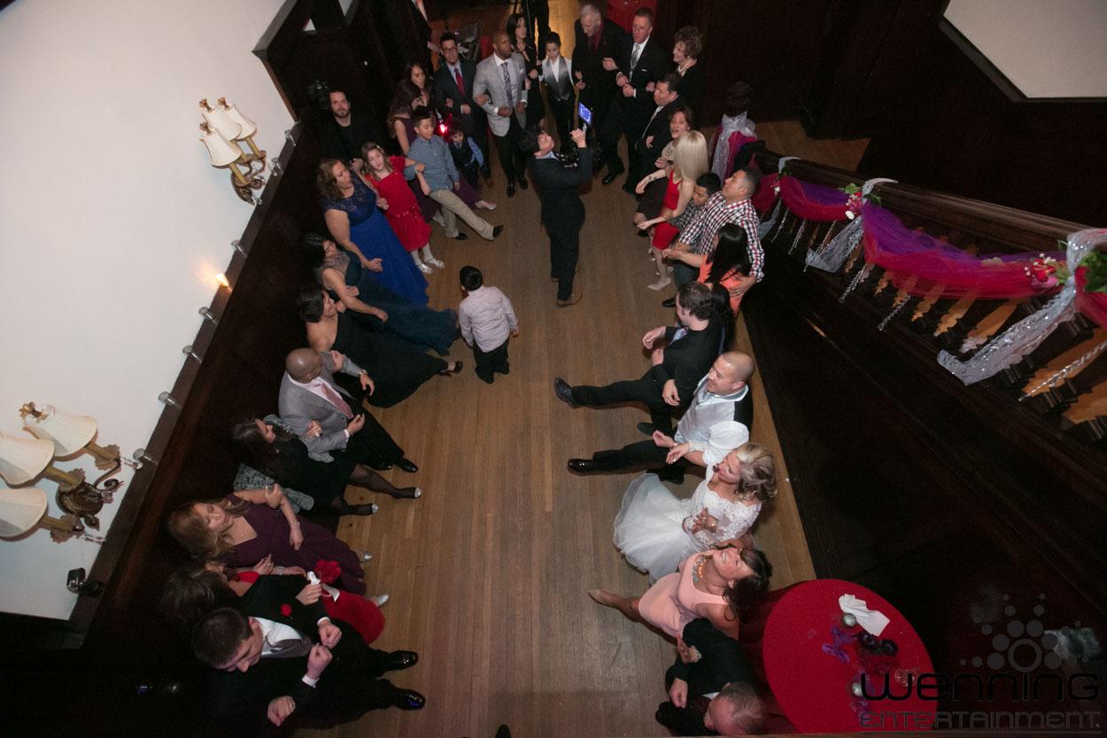 Edwin & Michelle Wedding | Mansion Maple Heights | Wenning Entertainment