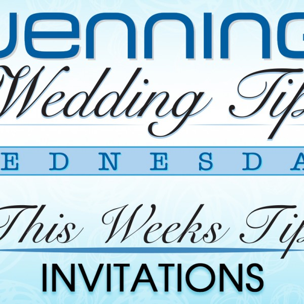 Wenning Tips, Wedding Tips