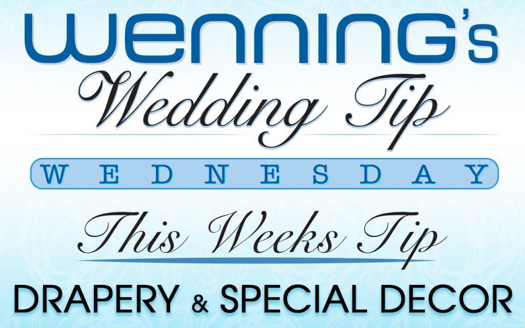 Wenning's Wedding Tips | Timeline Help