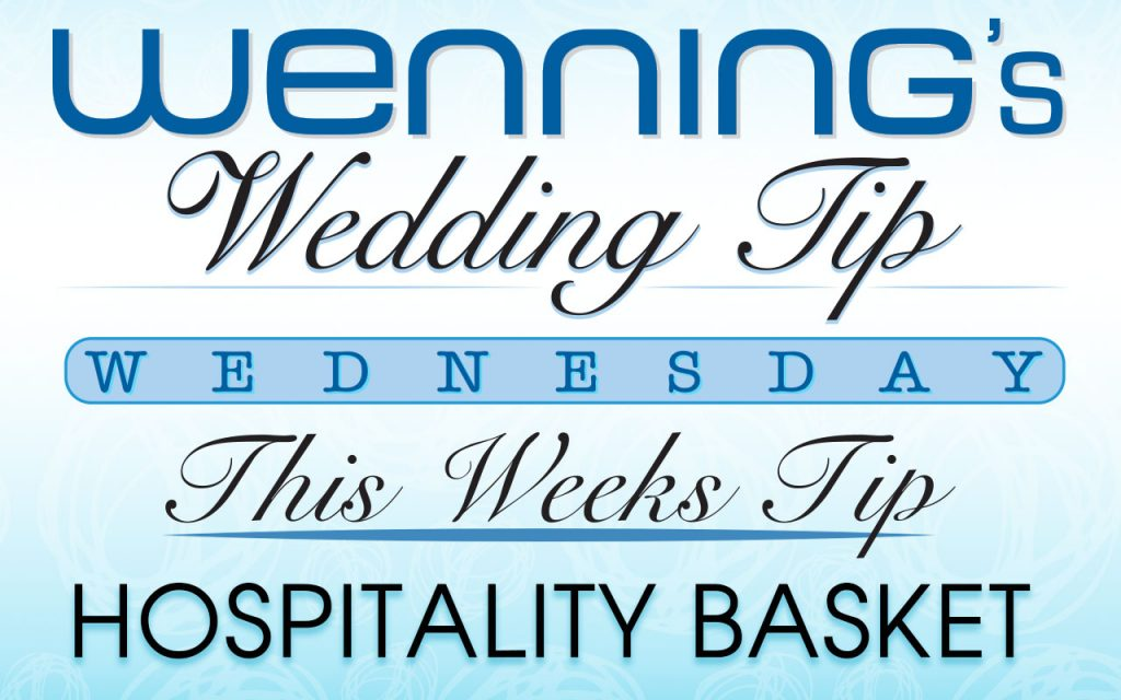 hospitality basket