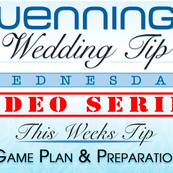 Wenning's Wedding Tip Wednesday