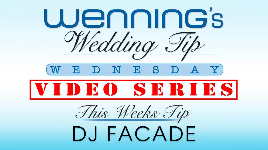 DJ Facade Ideas | Drapery | Wenning Entertainment