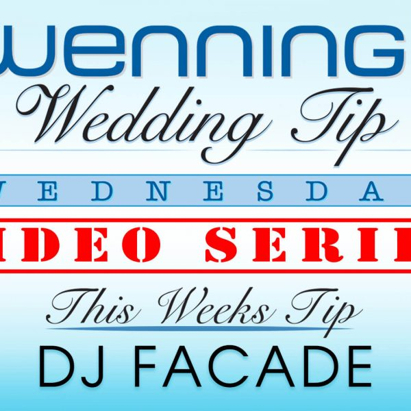 DJ Facade Ideas | Drapery | Wenning Entertainment