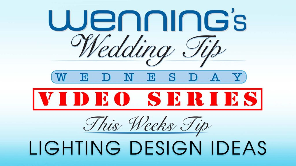 Lighting Design | Wenning Entertainment