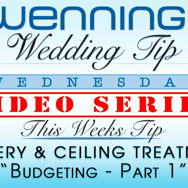 WWTW | Drapery & Ceiling Treatments | Budgeting : Part 1