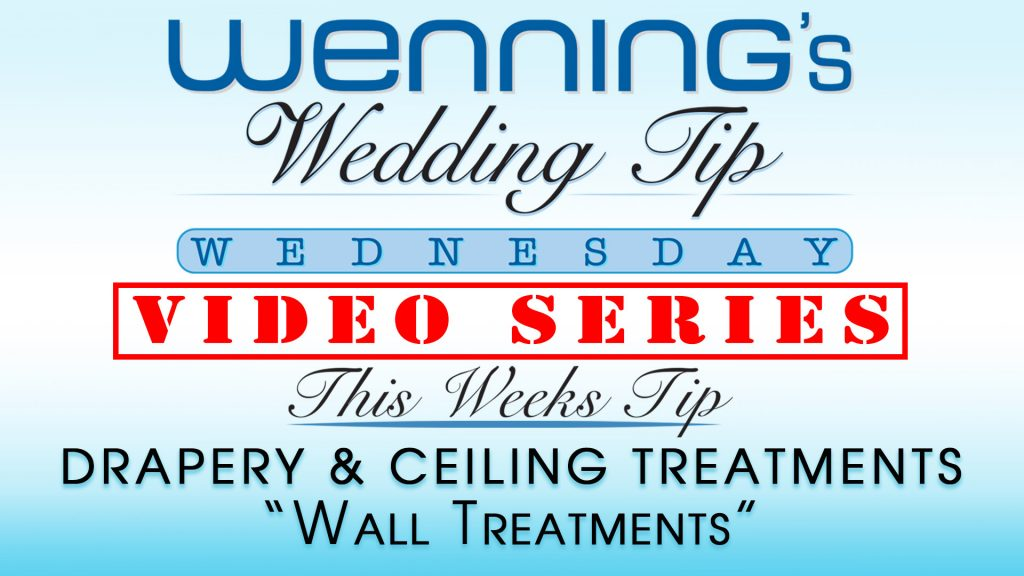WWTW | Drapery & Ceiling Treatments | Wall Treatments