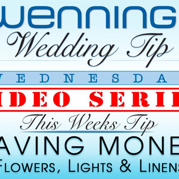 WWTW | Saving Money | Flowers, Lights and Linens