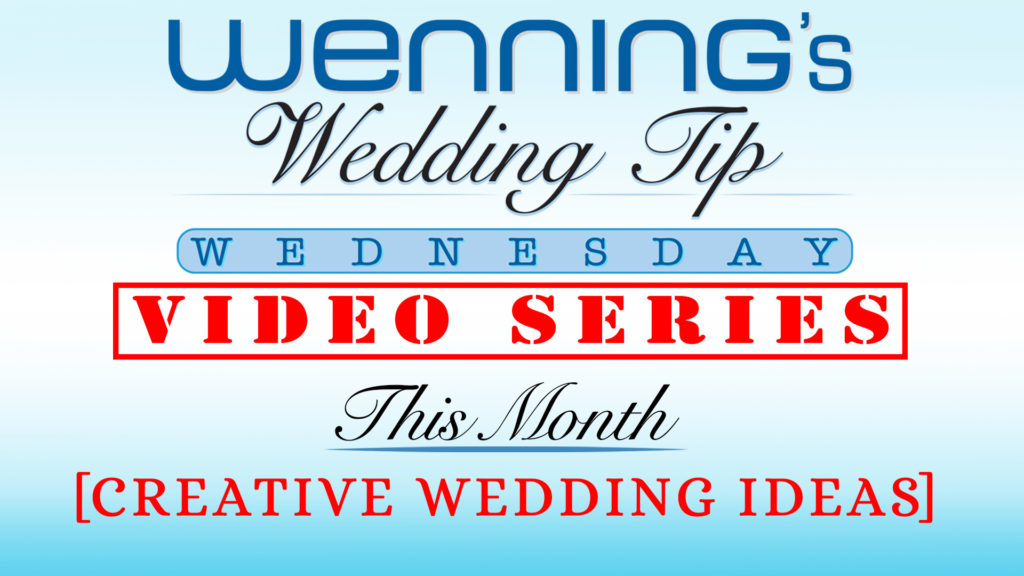 WWTW | Creative Wedding Ideas