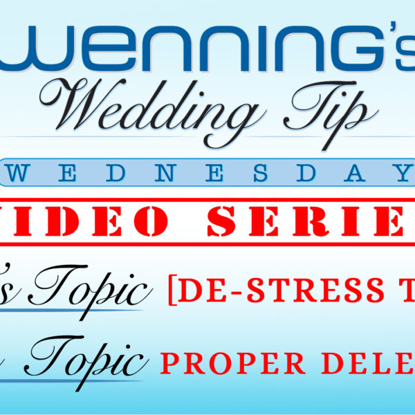 WWTW | De-Stress Tips | Proper Delegation
