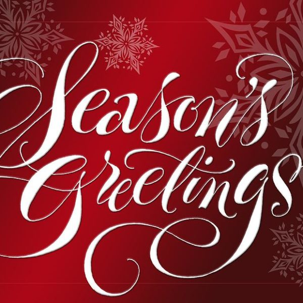 Seasons Greetings Wenning Entertainment