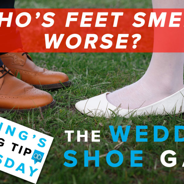 The Wedding Shoe Game | Wenning Entertainment