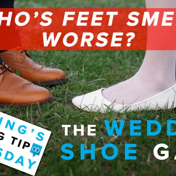 The Wedding Shoe Game | Wenning Entertainment