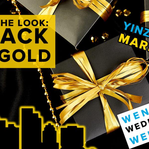 WWTW Black n Gold