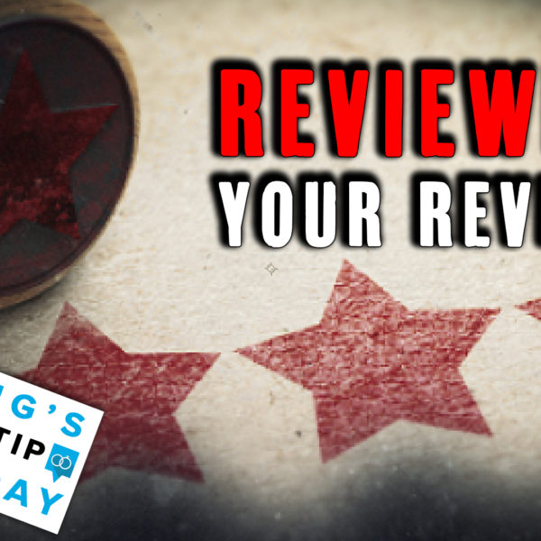 Reviewing Your Reviews