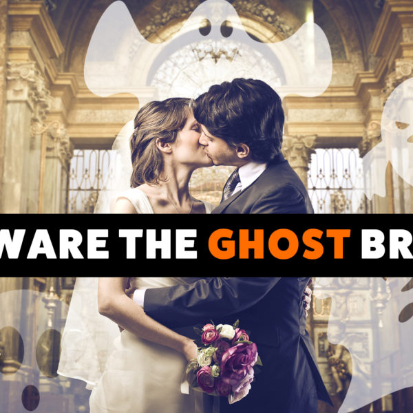 BEWARE The Ghost Bride!!