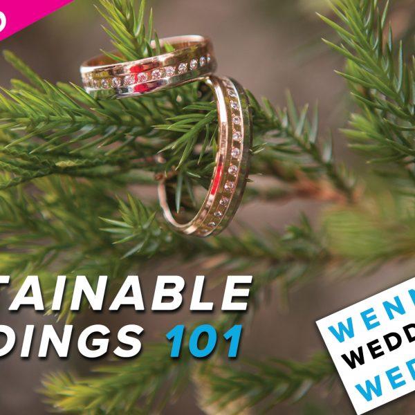 Sustainable Weddings