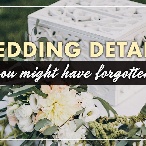 Wedding Sept