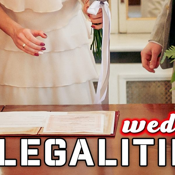wedding legalities